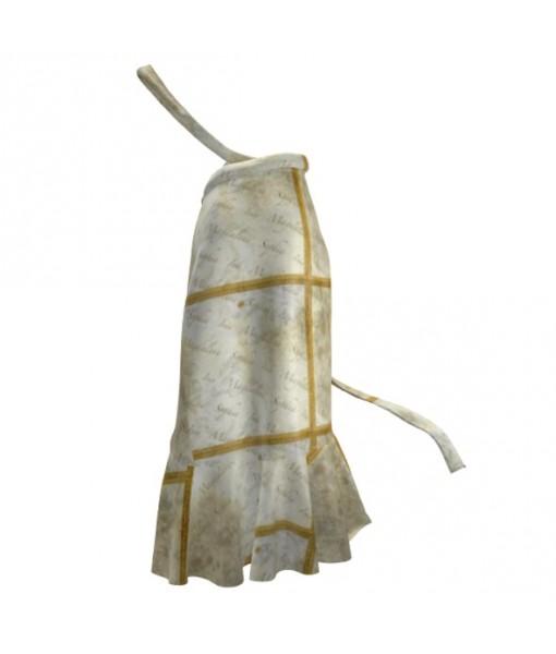 Sophia Isis Magdalene Flounce Skirt