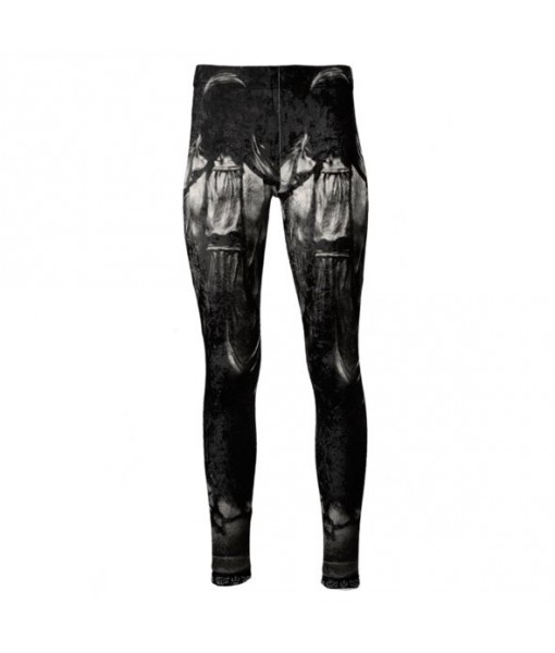 Dark Madonna High Waisted Leggings
