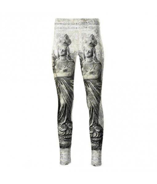 Light Madonna High Waisted Leggings