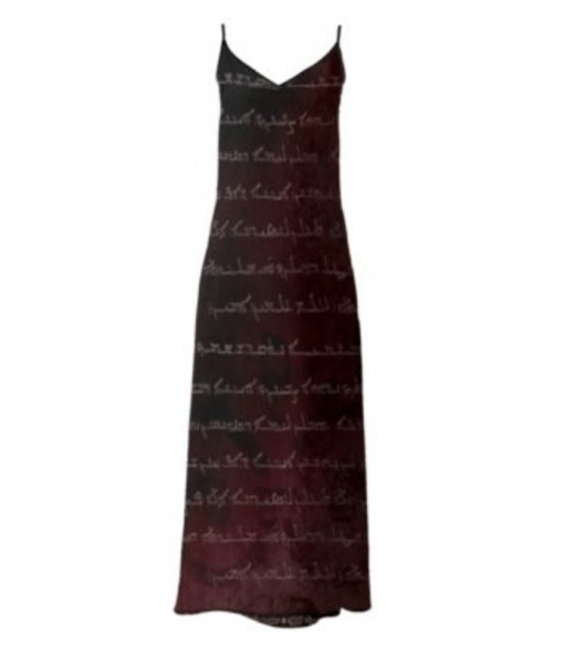 Lords Prayer Slip Dress