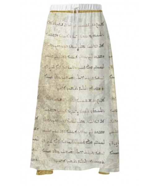 Lords Prayer Maxi Skirt