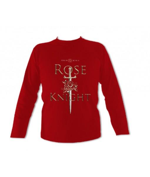 Rose Knight Men's Long T-shirt