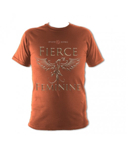 Fierce Feminine Men's Short T-shirt