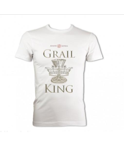 Grail King Men's Short T-shirt