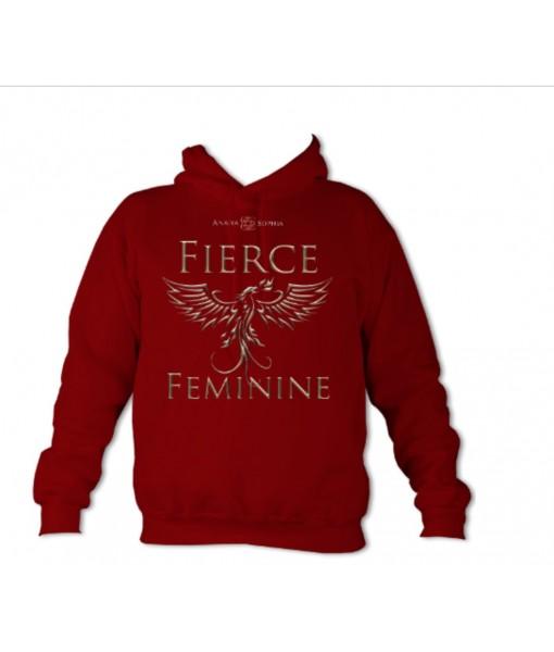 Fierce Feminine Hoodie