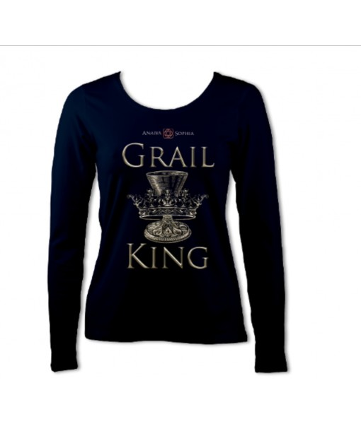 Grail King Women's Long T-shirt