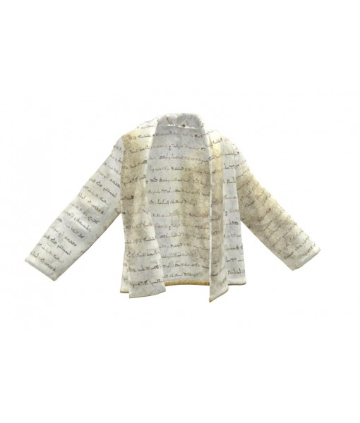 Lords Prayer Wrap Blazer